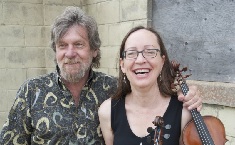 Billy Hardy & Beth Sweeney - Celtic fiddle and multi-instrumental duo